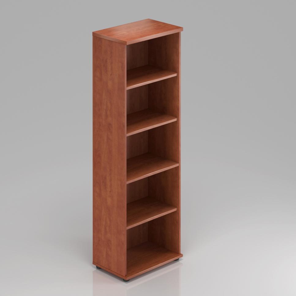 Kancelárska skriňa Komfort, 60x38,5x183,5 cm, bez dverí - S560 03