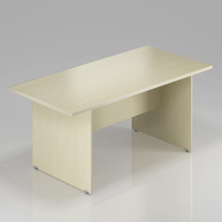 Konferenčný stôl Komfort, drevená podnož, 140x70x76 cm - SKA24 12