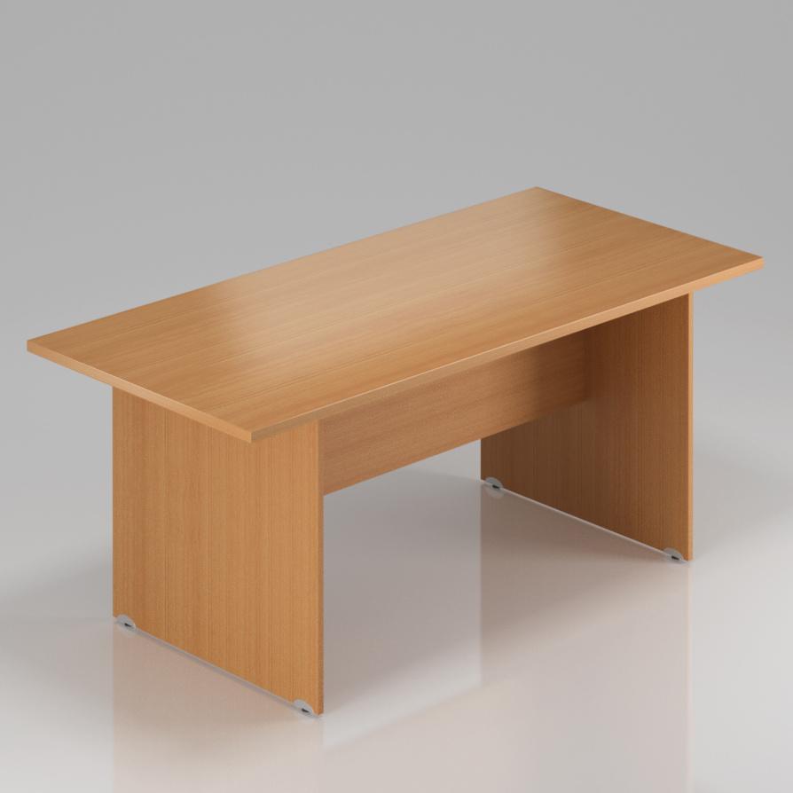 Konferenčný stôl Komfort, drevená podnož, 180x70x76 cm - SKA28 11