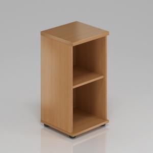 Kancelárska skriňa nadstavbová Komfort, 40x38,5x75 cm, bez dverí - SN240 11