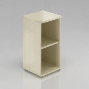 Kancelárska skriňa nadstavbová Komfort, 40x38,5x75 cm, bez dverí - SN240 12