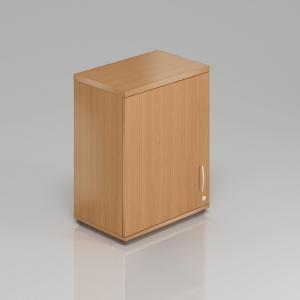Kancelárska skriňa nadstavbová Komfort, 60x38,5x75 cm, dvere 2/2 - SN262 11