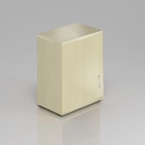 Kancelárska skriňa nadstavbová Komfort, 60x38,5x75 cm, dvere 2/2 - SN262 12