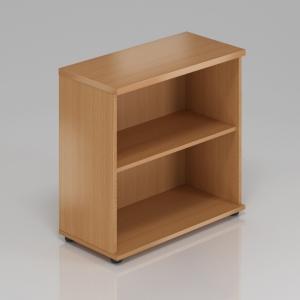 Kancelárska skriňa nadstavbová Komfort, 80x38,5x75 cm, bez dverí - SN280 11