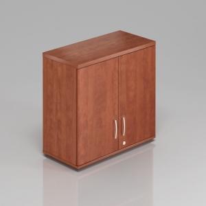 Kancelárska skriňa nadstavbová Komfort, 80x38,5x75 cm, dvere 2/2 - SN282 03