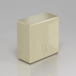 Kancelárska skriňa nadstavbová Komfort, 80x38,5x75 cm, dvere 2/2 - SN282 12