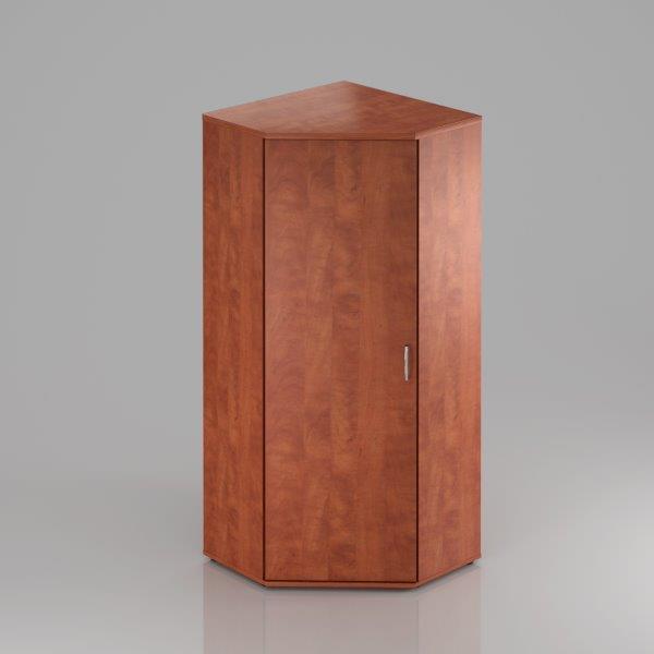 Kancelárska skriňa rohová Komfort, 80x80x183,5 cm, dvere 5/5 - SR585 03