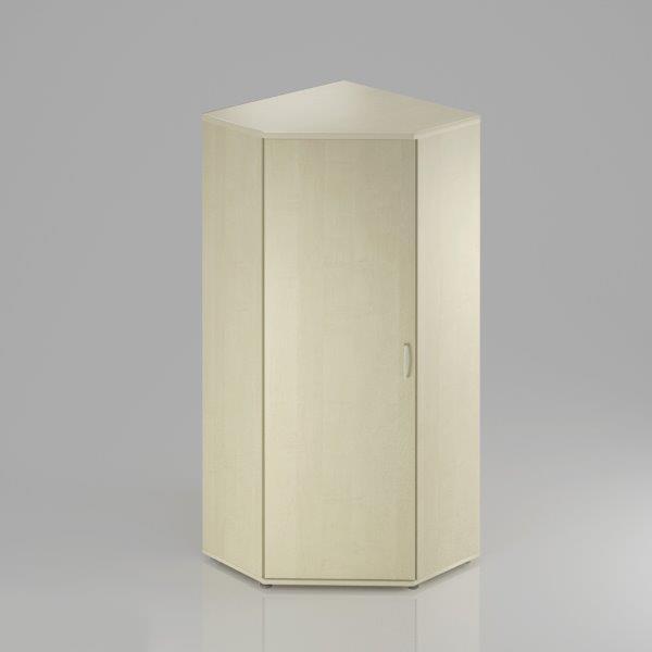 Kancelárska skriňa rohová Komfort, 80x80x183,5 cm, dvere 5/5 - SR585 12