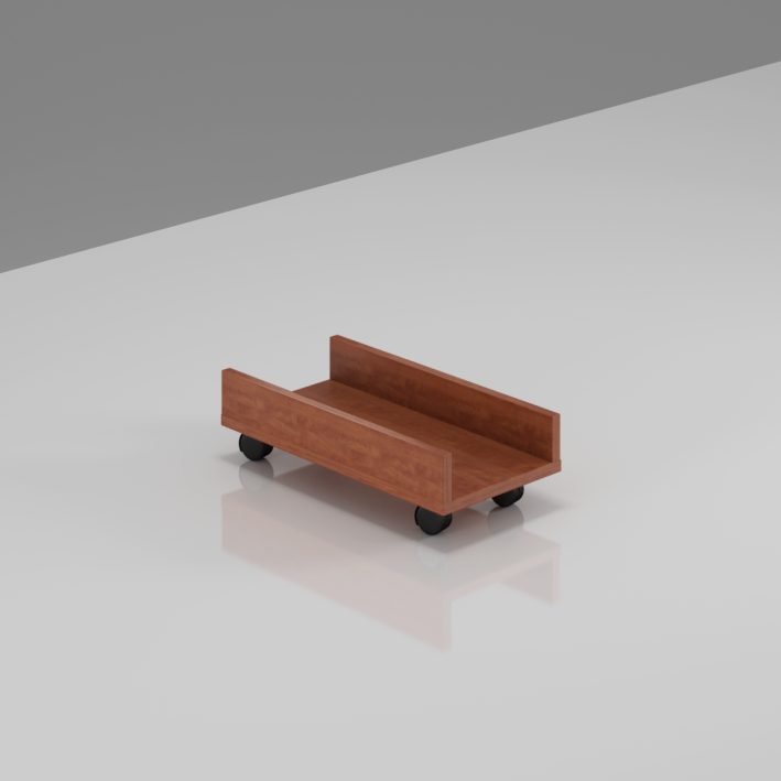 Podstavec pod PC skriňu Komfort, 50x25x14,3 cm - KPC01 03
