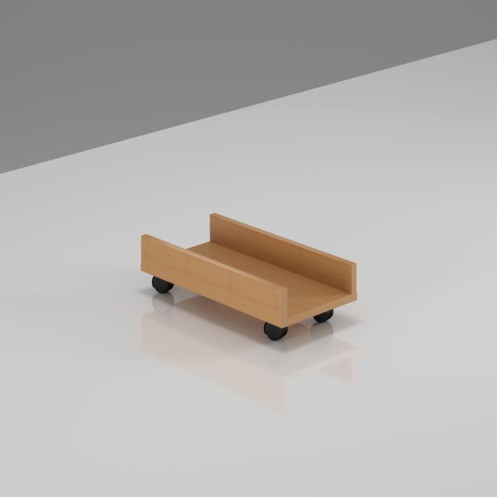 Podstavec pod PC skriňu Komfort, 50x25x14,3 cm - KPC01 11