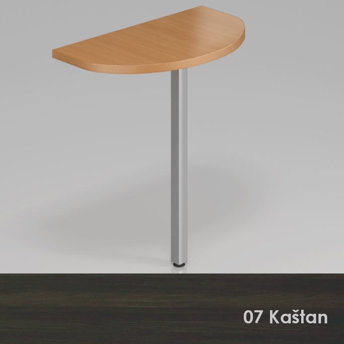 Prístavný stôl Komfort 70x40 cm - PR70 07