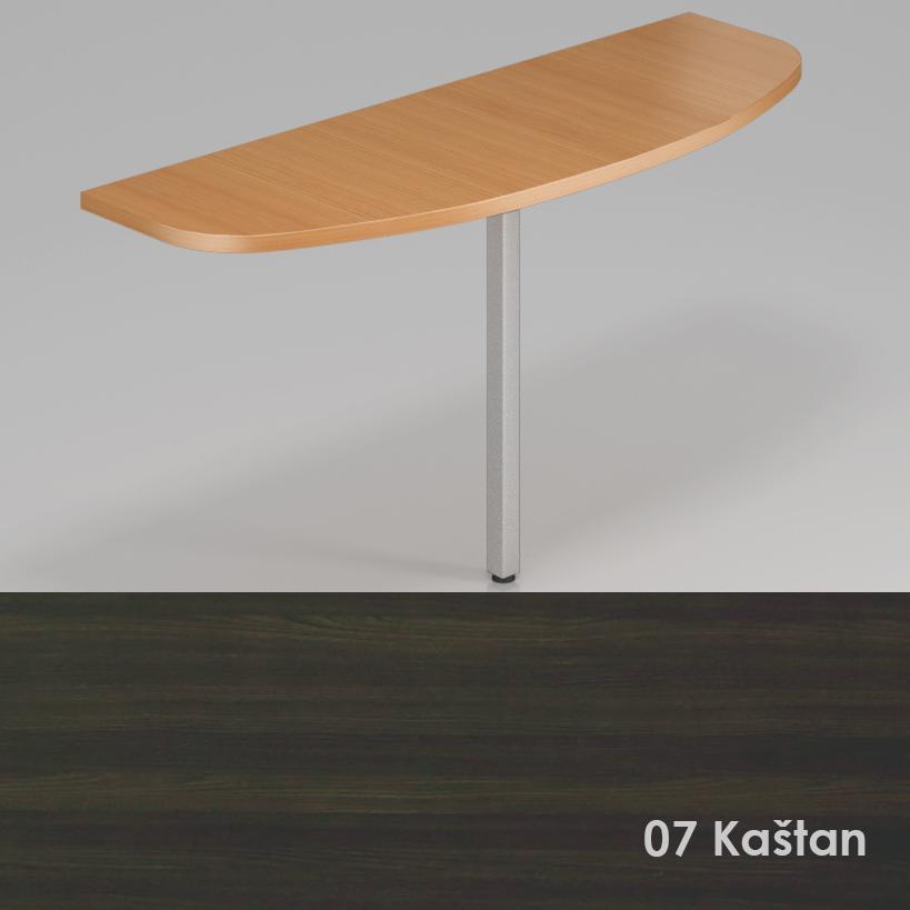 Prístavný stôl Komfort 141,8x50 cm - PR718 07