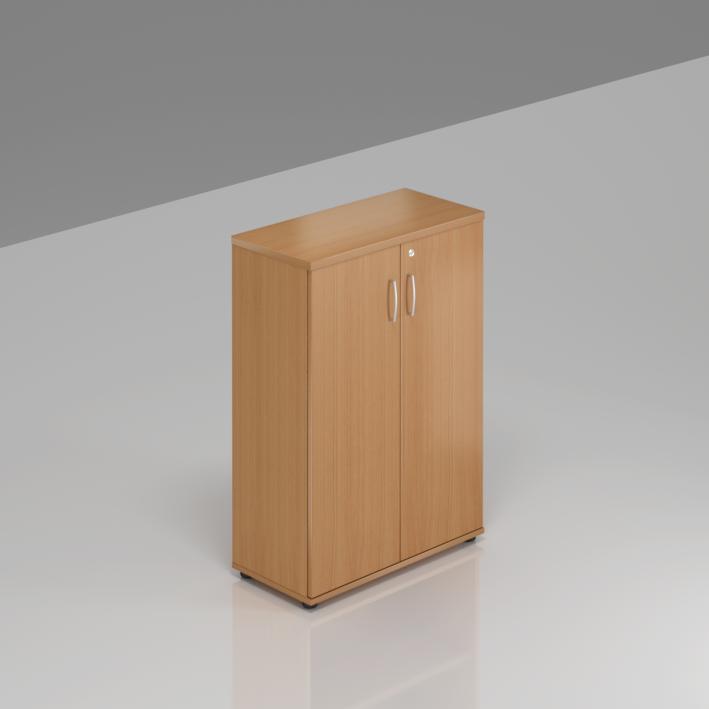 Kancelárska skriňa Komfort, 80x38,5x113 cm, dvere 3/3 - S383 11