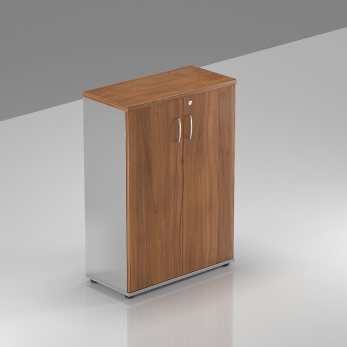Kancelárska skriňa Komfort, 80x38,5x113 cm, dvere 3/3 - S383 19