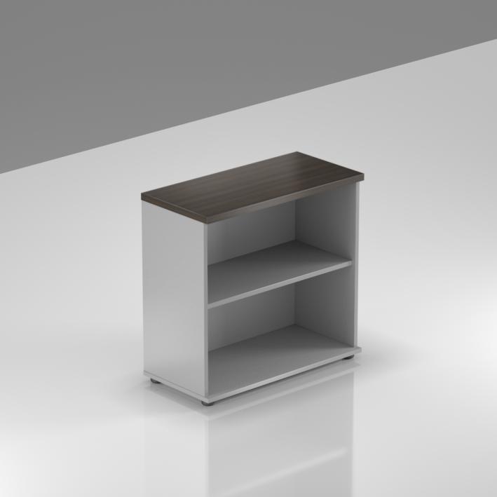 Kancelársky regál Komfort, 80x38,5x76 cm, bez dverí - SB280 07