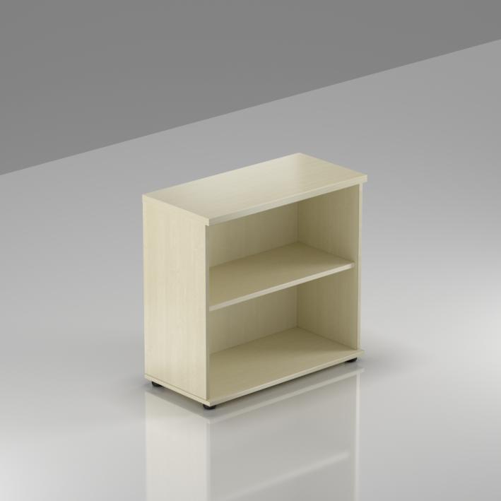 Kancelársky regál Komfort, 80x38,5x76 cm, bez dverí - SB280 12