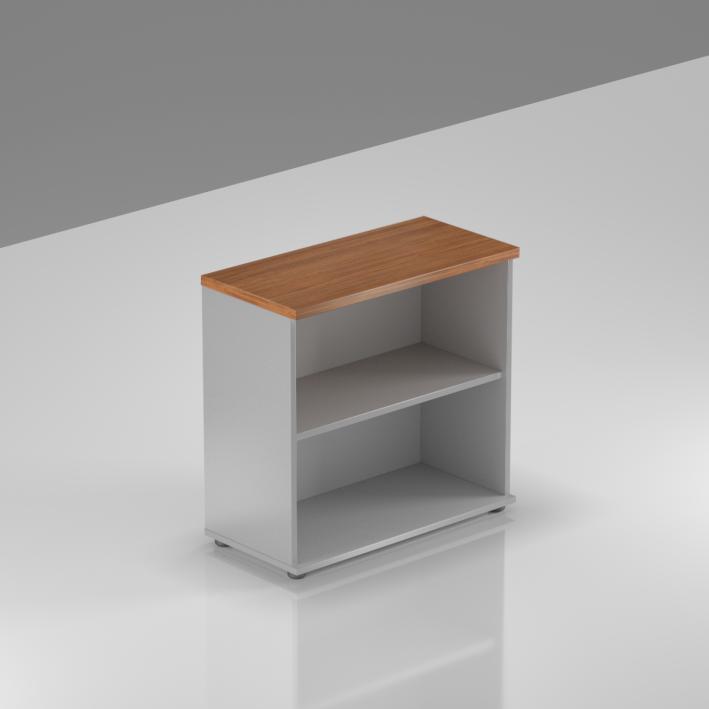 Kancelársky regál Komfort, 80x38,5x76 cm, bez dverí - SB280 19