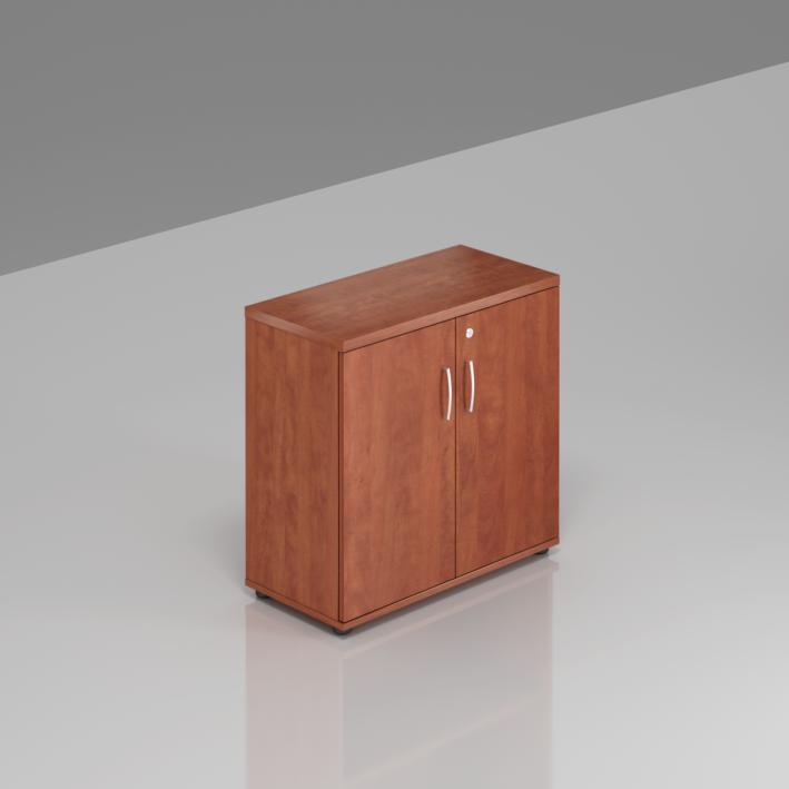 Kancelársky regál Komfort, 80x38,5x76 cm, dvere 2/2 - SB282 03